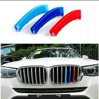 برچسب سه تیکه طرح BMW برای جلوپنجره انواع خودرو ، برلیانس، ال۹۰