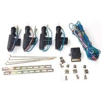ست کامل پمپ و قفل مرکزی خودرو مدل Roacky